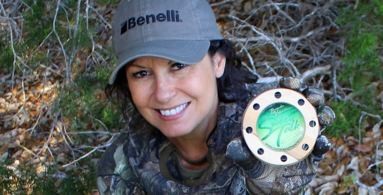 "My Happy face shortly after I ""Sweet Talked"" my Gobbler in with Brenda Valentines perfect pot call, and took the perfect shot!"