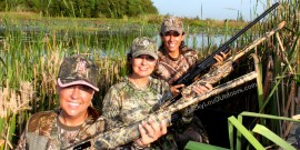 2nd Annual TERRIFIC TEAL Hunt in Louisiana!