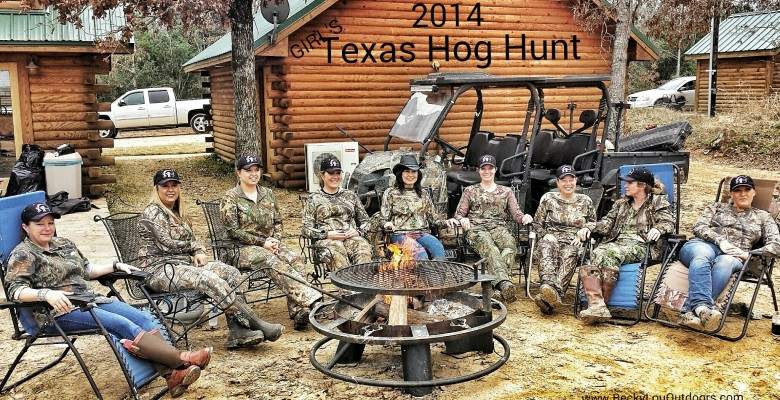 Girls Bringing Home the Bacon! Texas 2014