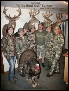 Wonderful Whitetail Hunt for Women Dec 11-15 2014