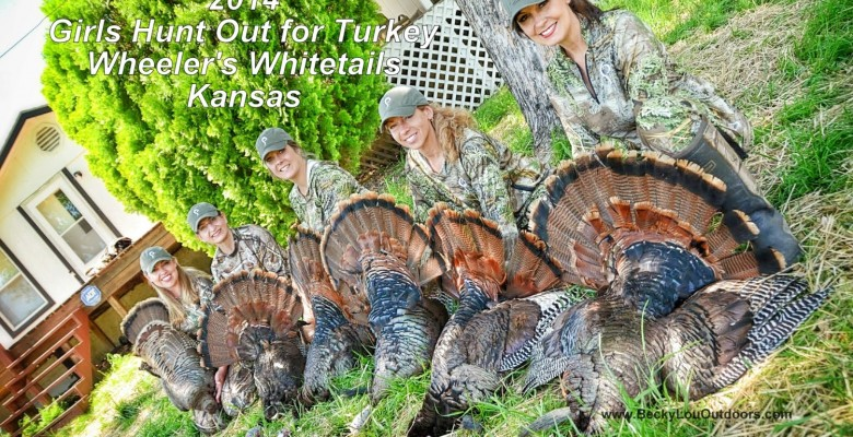 2014 1st Annual Great Gobblers Almighty Turkey Hunt Kansas
