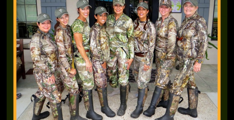 2014 3rd Annual Teal Hunt for Tenacious Women