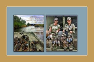 5th Annual Terrific Teal Hunt for Tenacious Women @ Teal Hunt for Women | Lake Arthur | Louisiana | United States